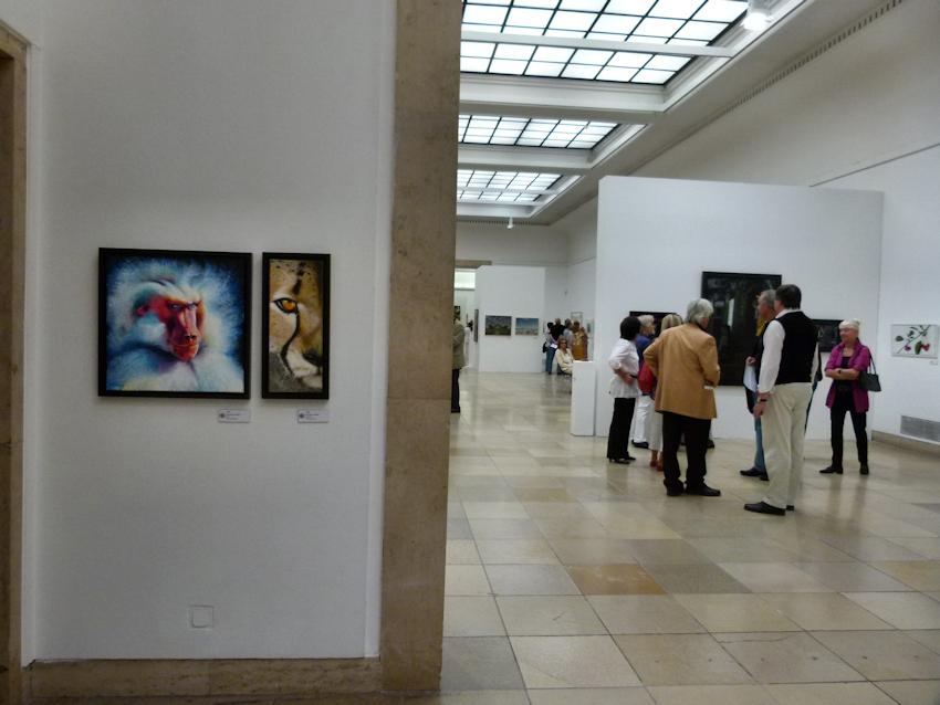 Vita Ausstellung Haus der Kunst München Sabine Koschier