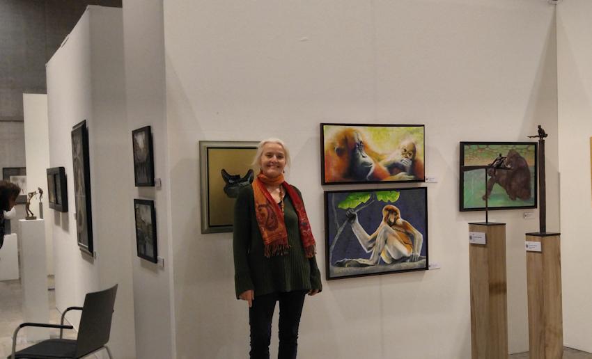 Vita und Ausstellungen der Künstlerin Sabine Koschier