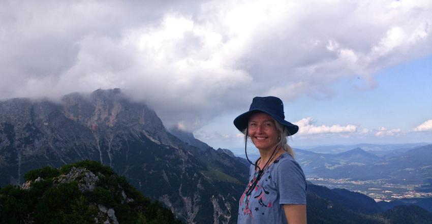 am Untersberg