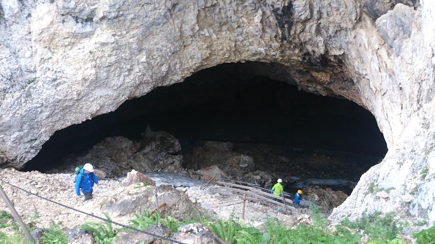 Schellenberger Eishöhle am Untersberg