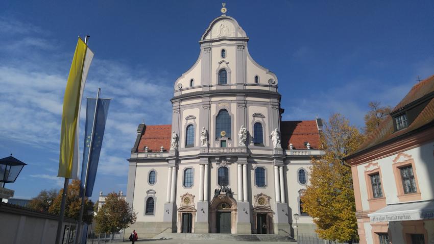 St. Anna Basilika Altötting