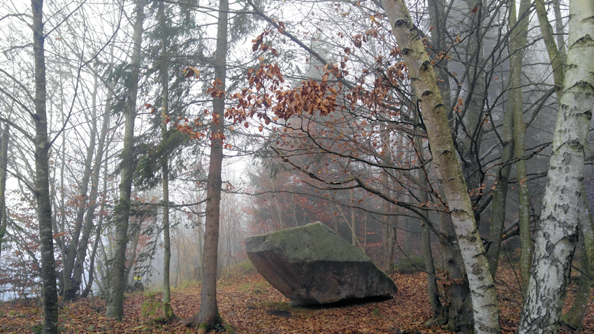 Kraftplatz: der Graue Stein