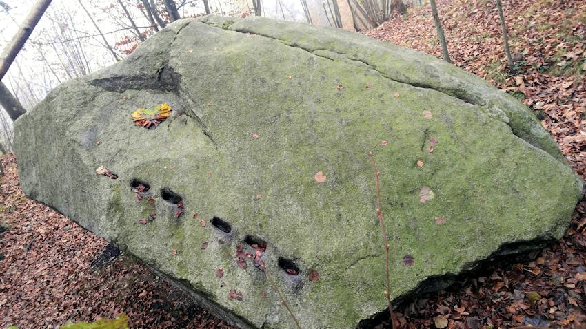 Der Graue Stein in Sagen und Legenden