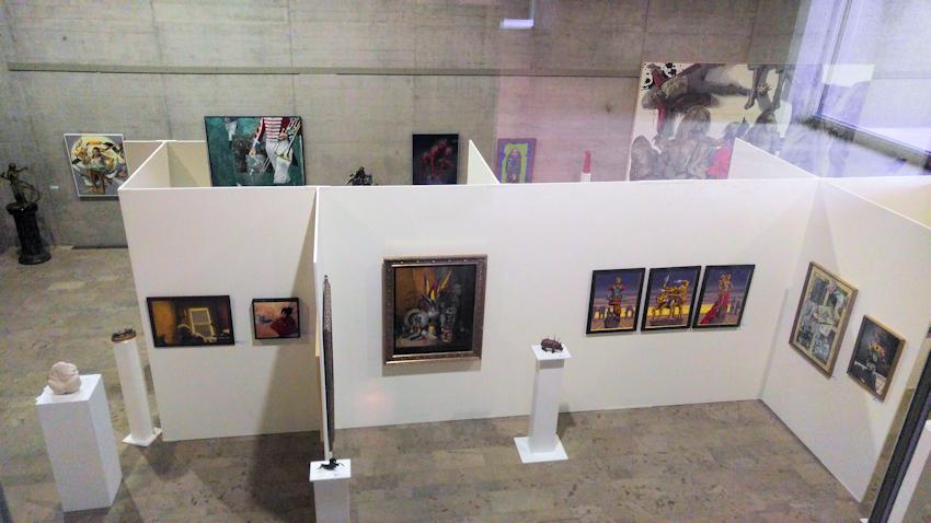 Jahresausstellung der Münchener Künstlergenossenschaft 2020
